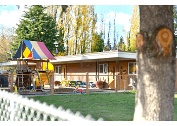 Bellevue preschool Dizzy's Tumblebus