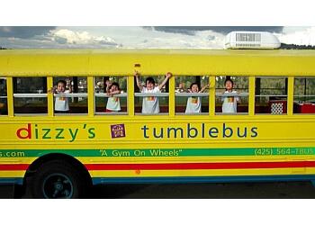 Bellevue preschool Dizzy's Tumblebuses