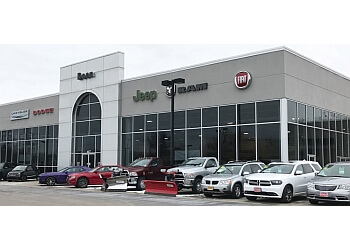 Rochester car dealership Doan Dodge Chrysler Jeep Ram