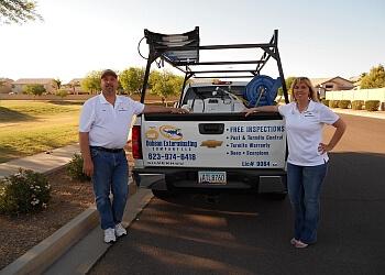 Peoria pest control company Dobson Exterminating