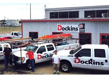 Amarillo garage door repair Dockins Overhead Doors