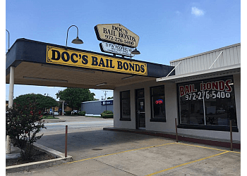 Garland bail bond Doc's Bail Bonds