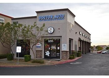 North Las Vegas car repair shop Doctor Auto