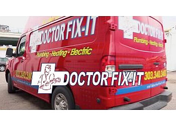 Denver plumber Doctor Fix-It Plumbing, Heating & Electric