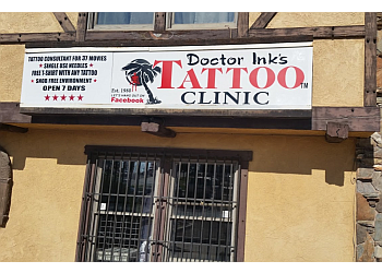 Victorville tattoo shop Doctor Inks Tattoo