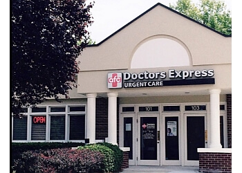 Cary urgent care clinic Doctors Express Urgent Care