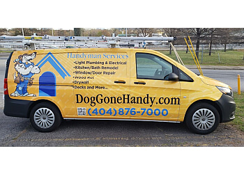 Atlanta handyman DogGoneHandy