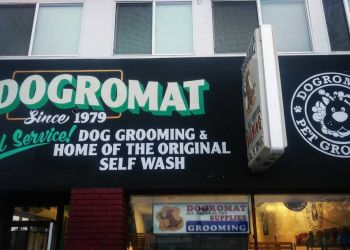 Los Angeles pet grooming Dogromat