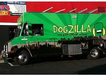 Irvine food truck Dogzilla Hot Dogs