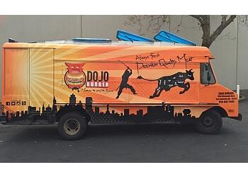 Elk Grove food truck Dojo Burger