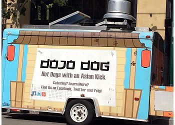 Berkeley food truck Dojo Dog