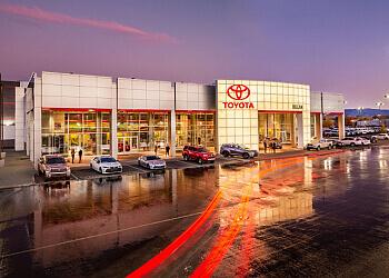 Reno car dealership Dolan Toyota Scion