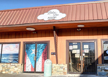 Huntsville bakery Dolce Pan Bakery