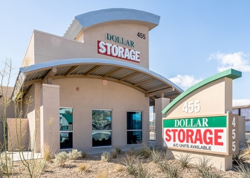 North Las Vegas storage unit Dollar Self Storage