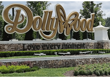 Knoxville amusement park Dollywood