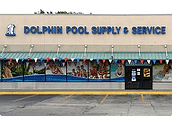 Dallas pool service DOLPHIN POOL SUPPLY & SERVICE