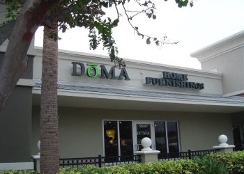 DOMA HOME FURNISHINGS. 2533 22nd Ave North, St Petersburg, FL 33713
