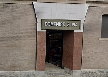 Waterbury pizza place Domenick & Pia Downtown Pizzeria