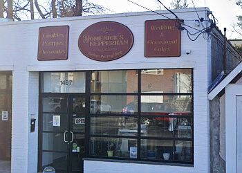 Yonkers cake Domenick's Nepperhan Italian Pastry Shop