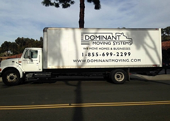 San Diego moving company Dominant Moving Company