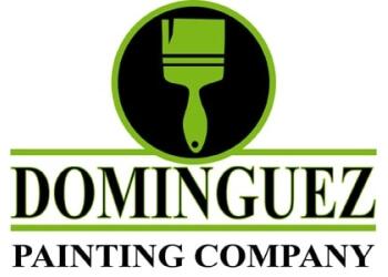 Los Angeles painter Dominguez Painting