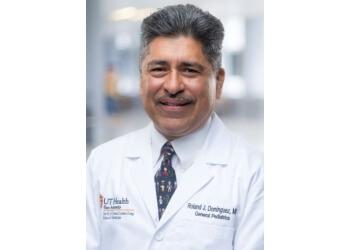 San Antonio pediatrician Dominguez Roland J MD