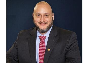 Cleveland patent attorney Dominic A. Frisina JD, MA