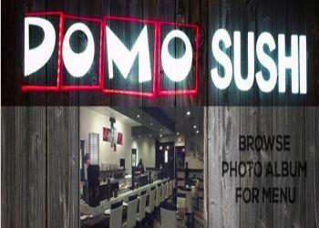 Toledo sushi Domo
