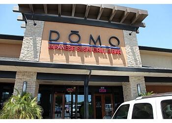 Stockton japanese restaurant Domo Japanese Sushi Grill & Bar