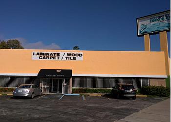 Miami flooring store Don Bailey Flooring