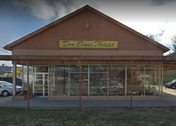 Kansas City florist Don Evans Florist