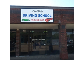 Dallas driving school DonRight Driving School
