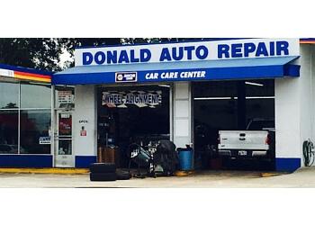 Hollywood car repair shop Donald Auto Repair Inc