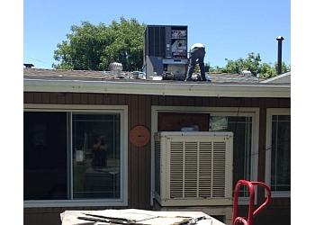 Fresno hvac service Donald P. Dick Air Conditioning
