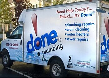 Done Plumbing & Heating