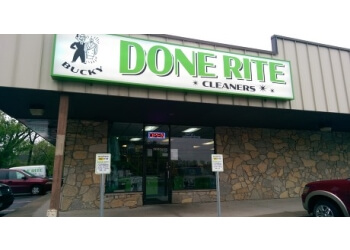 Fort Wayne dry cleaner Done Rite Cleaners