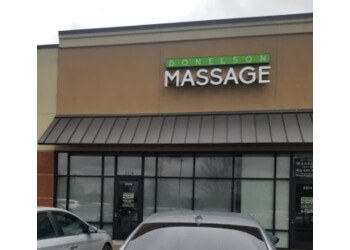 Nashville massage therapy Donelson Massage Center
