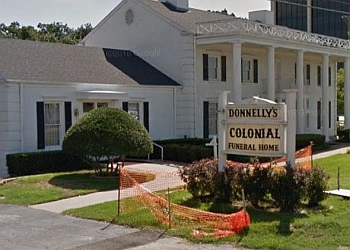 Irving funeral home Donnelly's Colonial Funeral Home
