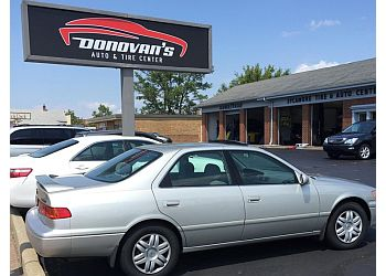 Cincinnati car repair shop Donovan's Auto & Tire Center