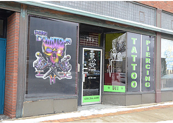Aurora tattoo shop Don's Downtown Ink