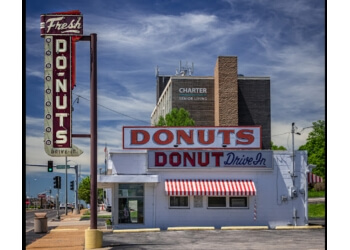 St Louis donut shop Donut Drive-In