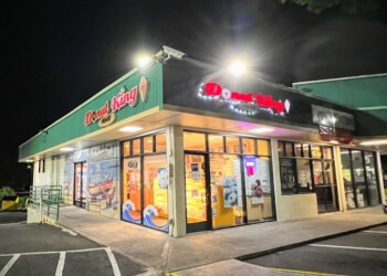 Honolulu donut shop Donut King Hawaii