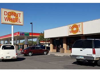 Tucson donut shop Donut Wheel