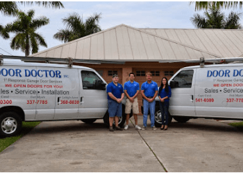 Cape Coral garage door repair Door Doctor, Inc.
