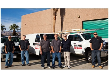 Huntington Beach garage door repair Door Pros