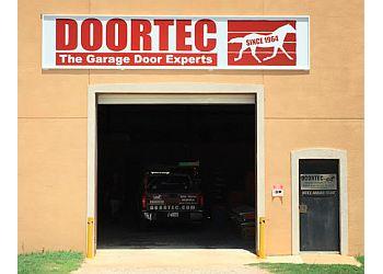 Oklahoma City garage door repair Doortec