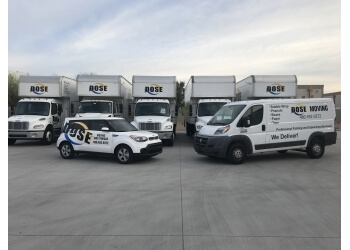Scottsdale moving company Dose Moving and Storage