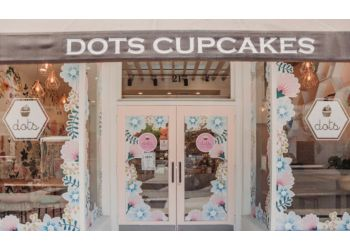 Pasadena cake Dots Cupcakes