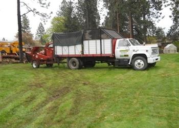 Spokane tree service Double Black Diamond Tree Service LLC