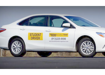 Overland Park driving school Double Team Driving School